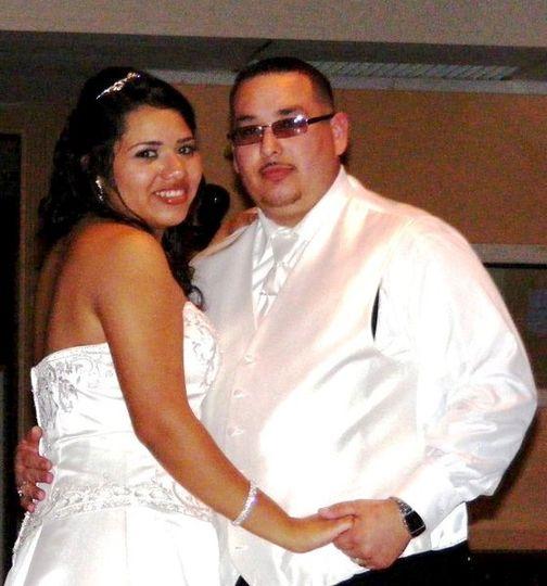 Bride Jackie.