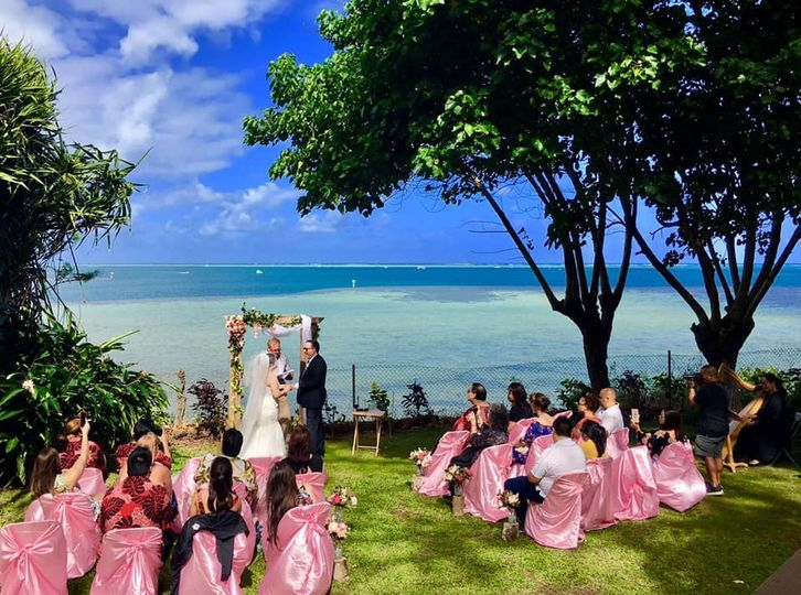 Chinaman's Hat Ceremony