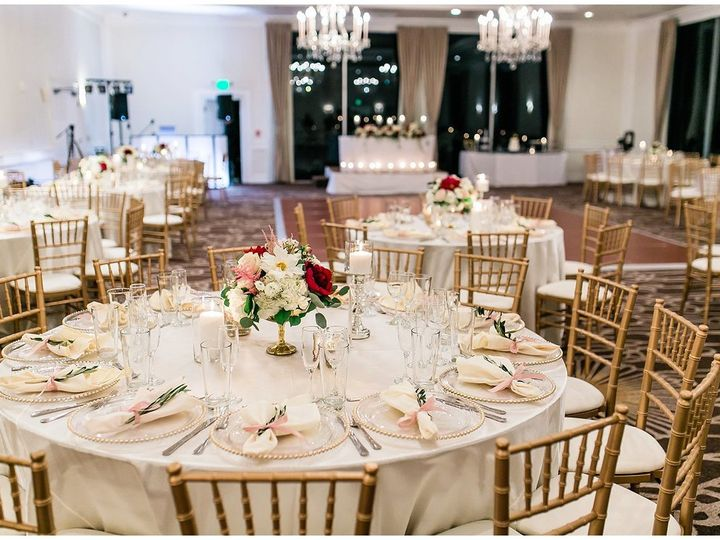 Tmx Verdugo Ballroom With Dance Floor 01 51 27410 Burbank, CA wedding venue