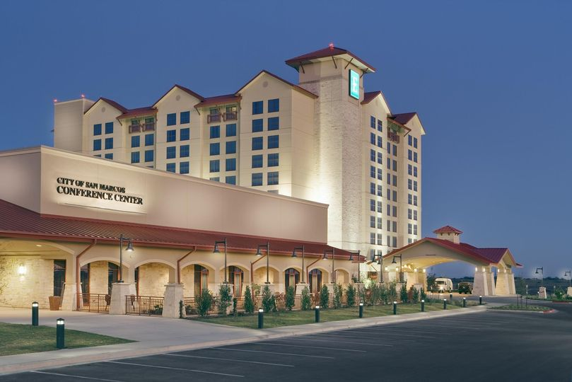 Embassy Suites, Outside View