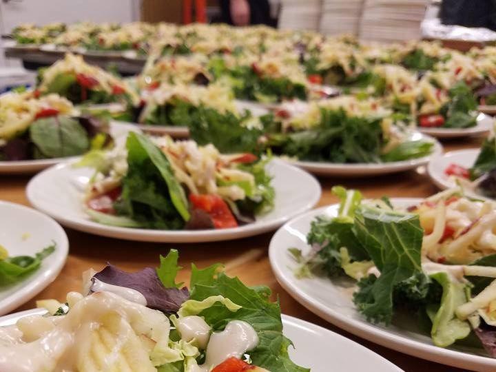 Tmx Salads 51 618410 Ypsilanti, MI wedding catering