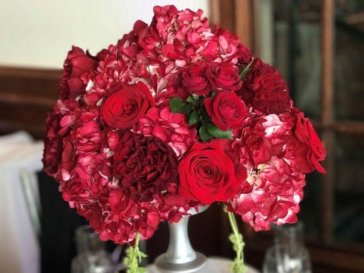 Tmx Red Centerpiece 51 978410 160252817612537 Rancho Cucamonga, CA wedding planner