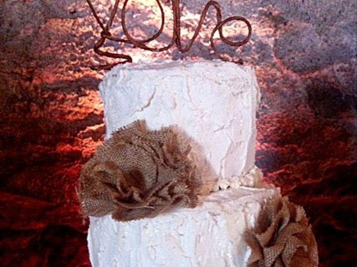 Tmx 1368123158310 B4 Santa Rosa wedding cake