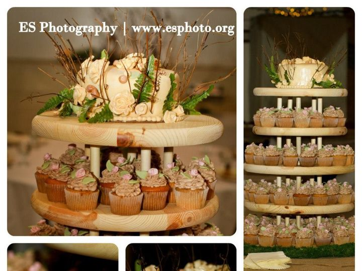Tmx 1368123331166 Bradyweddingcollage Santa Rosa wedding cake