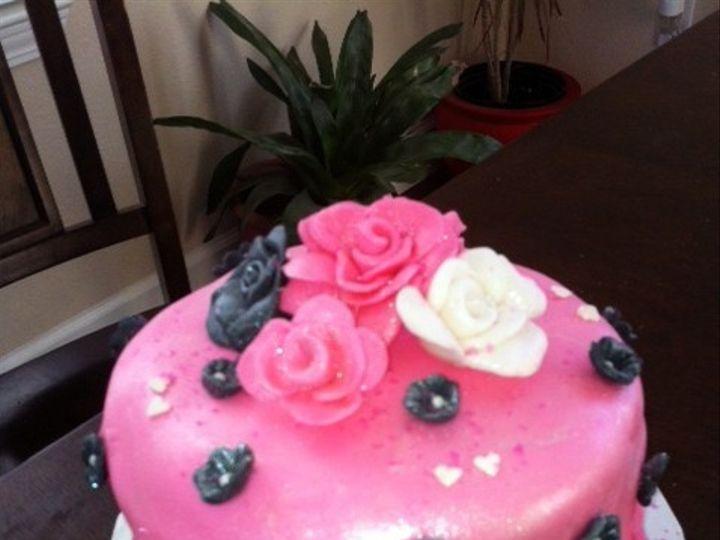 Tmx 1368123551170 Brandyscake Santa Rosa wedding cake