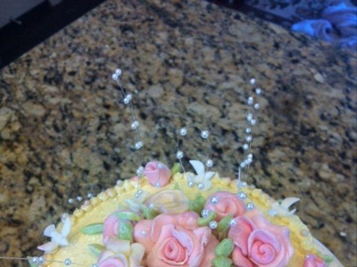 Tmx 1368124570932 Peggyswedding1 Santa Rosa wedding cake