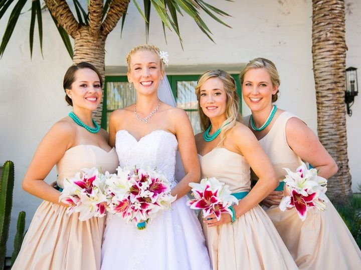 Tmx 1445372503404 Kristen   Bridal Party Hair And Makeup By Elizabet Irvine, CA wedding beauty