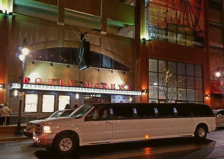 Excursion Stretch SUV limousine