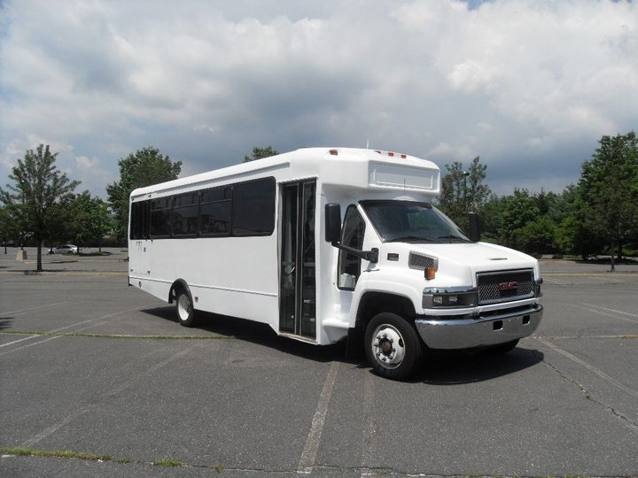 Tmx 1362098177357 LimoBus30Passenger Leesburg, District Of Columbia wedding transportation
