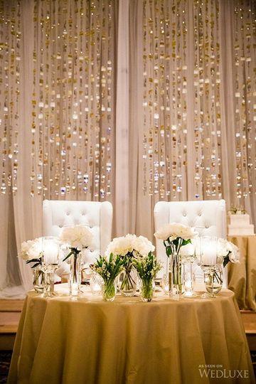Sweethart Table