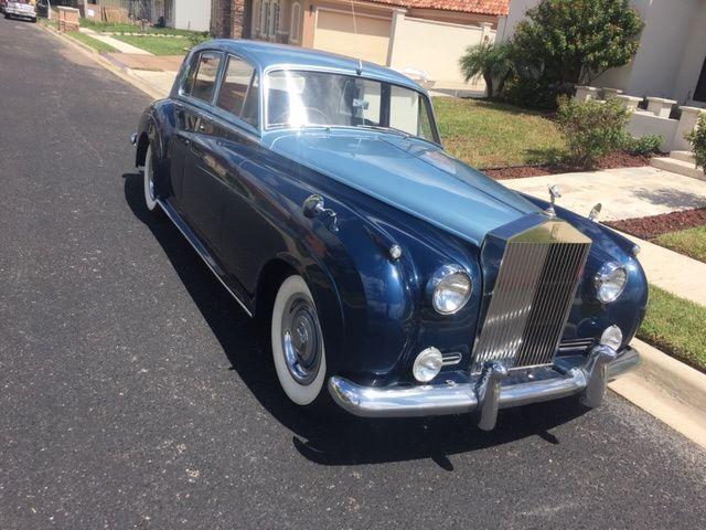 1957 Rolls Royce