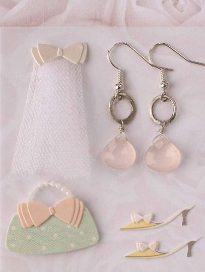 Sterling and Chalcedony earrings