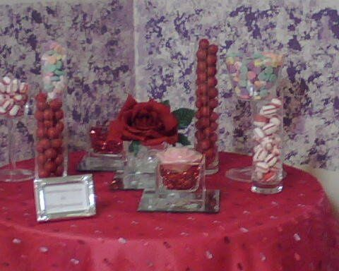 Mini Candy Bar in Office