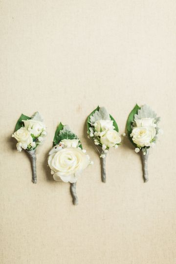 White flowers | Fulley Love Photography