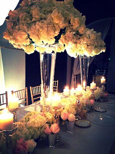 Centerpieces Le Bam Studio Wedding Design