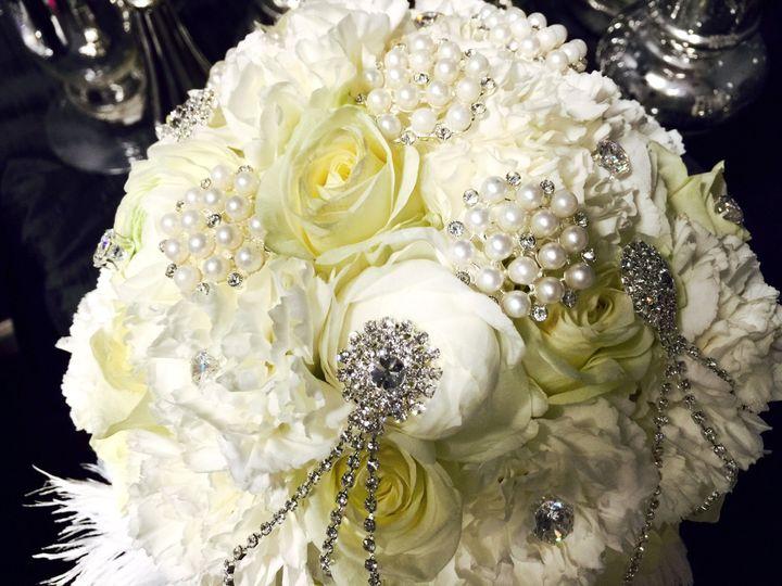 Bride bouquet by Le Bam Studio Wedding Design