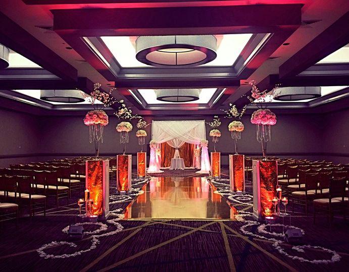 Wedding Ceremony isle Le Bam Studio Wedding Design