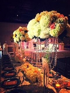 Flowers by Le Bam Studio wedding design