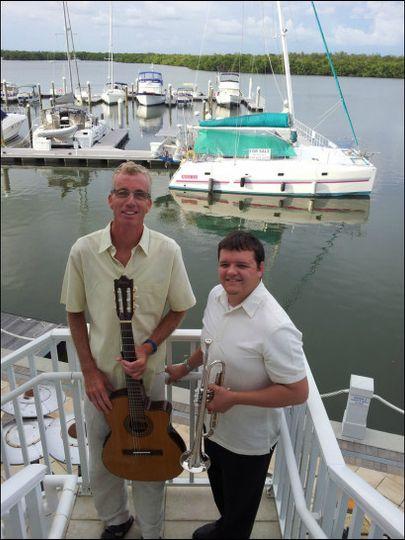 Jon Dunn Wedding & Events Duo