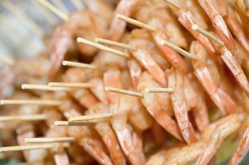 Delightful Cajun Prawns that will fit any occasion.