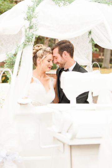 Cinderella Wedding, John James Audubon State Park