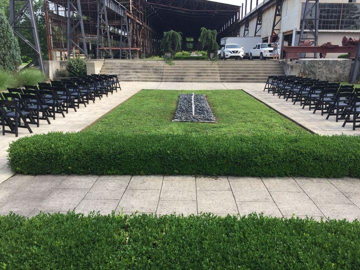 Industrial Wedding, Bloomington Indiana