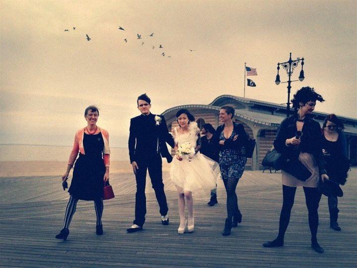 Tmx 1498596787041 Boardwalk Wedding New York, NY wedding officiant