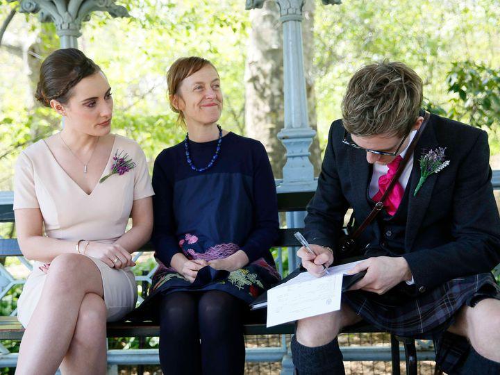 Tmx 1498596825260 Kiltwedding New York, NY wedding officiant