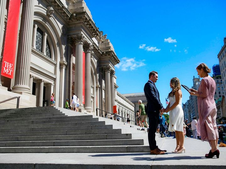 Tmx 1498596840183 Museumwedding New York, NY wedding officiant