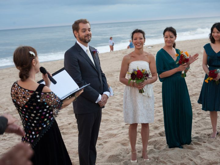 Tmx 1498596923226 Weddinghamptons2 New York, NY wedding officiant