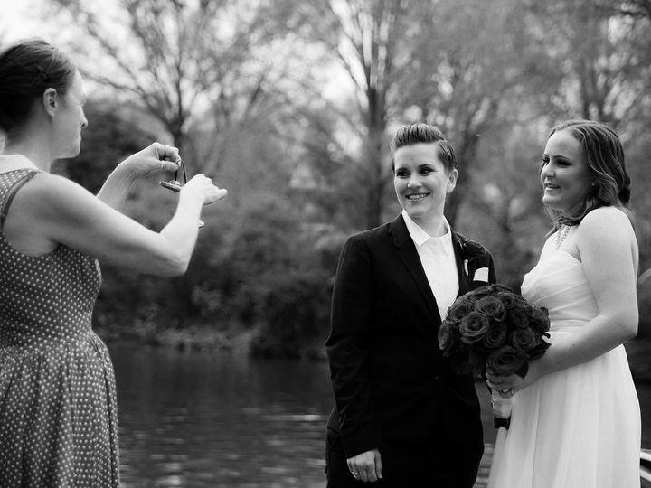 Tmx 1498597095293 Kaitlyn And Angela 1 New York, NY wedding officiant