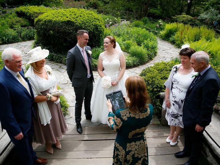 Tmx 1498597111874 Shakespeare Gdn Wedding New York, NY wedding officiant
