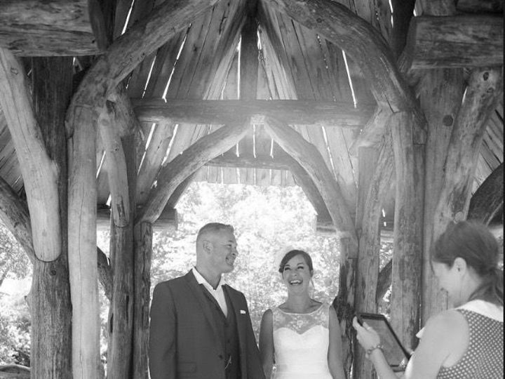 Tmx 1531934813 45b14f568d18e9ec 1531934812 6079f311a55552d3 1531934798768 7 Sj Ceremony6 New York, NY wedding officiant