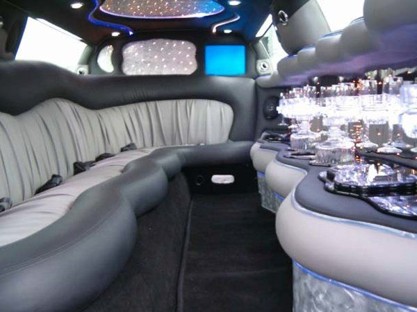 Our Chrysler 300 Limo is the hottest one in Chicago land. Check out the bar and cieling lights and...