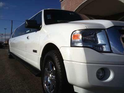 SUV front