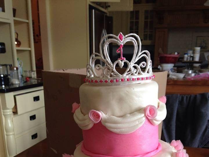 Tmx 1414696099826 Blessings Bakery 2 Orchard Park, New York wedding cake