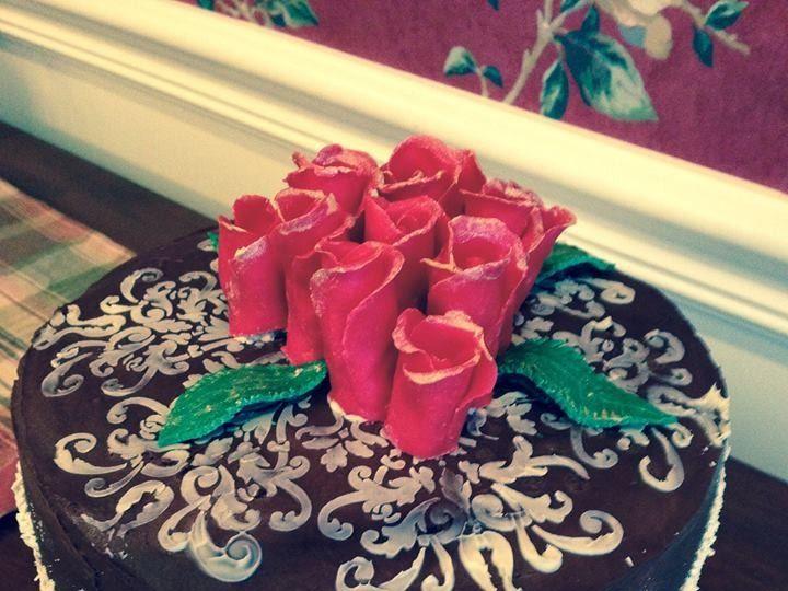 Tmx 1414696319562 Blessings Bakery 10 Orchard Park, New York wedding cake