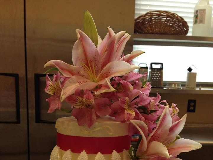 Tmx 1414696322919 Blessings Bakery 11 Orchard Park, New York wedding cake