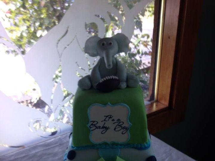 Tmx 1416020424807 Photo5 Orchard Park, New York wedding cake