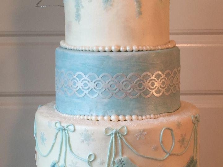 Tmx 1419875282960 Img2079 Orchard Park, New York wedding cake