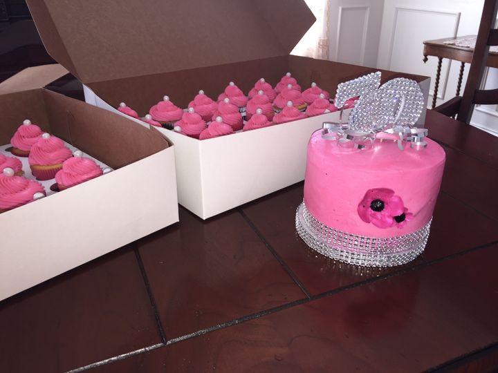 Tmx 1429035168465 Img2270 Orchard Park, New York wedding cake
