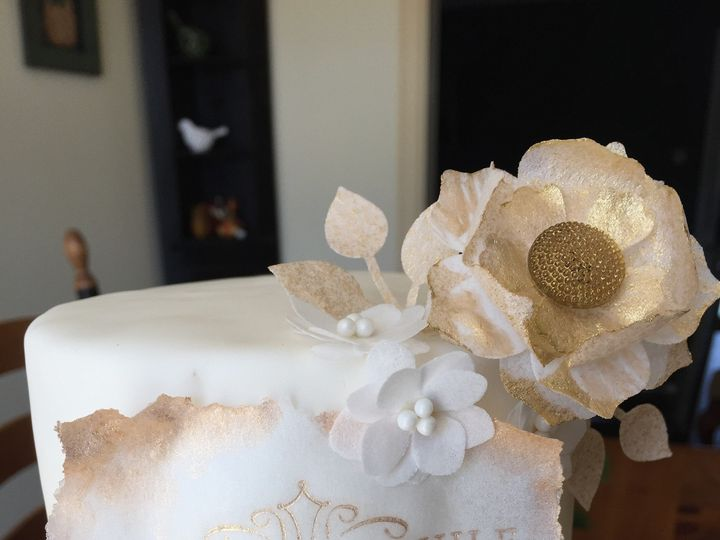 Tmx 1429035185328 Img2411 Orchard Park, New York wedding cake
