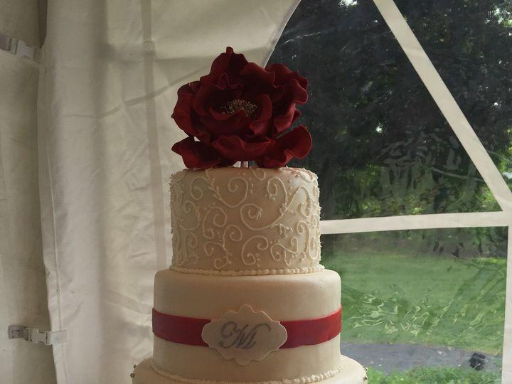 Tmx 1433951369131 Img2627 Orchard Park, New York wedding cake