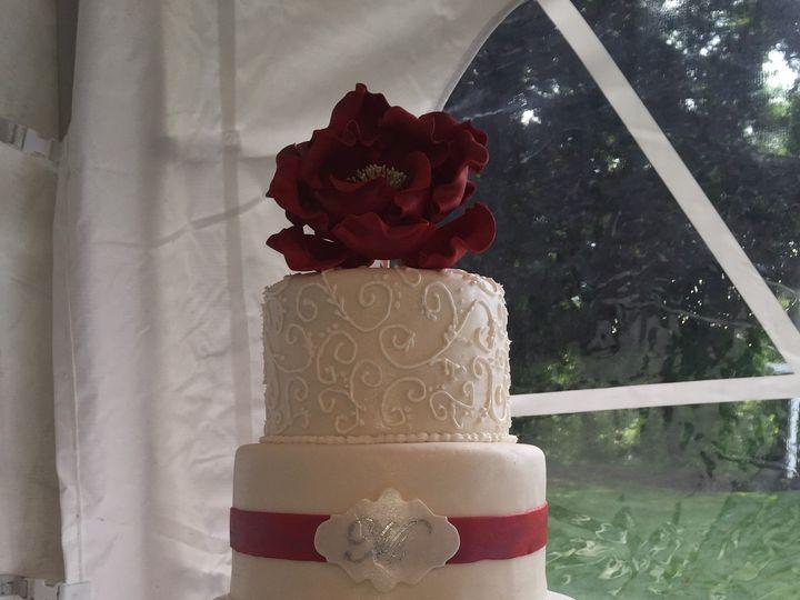 Tmx 1433951422125 Img2632 Orchard Park, New York wedding cake