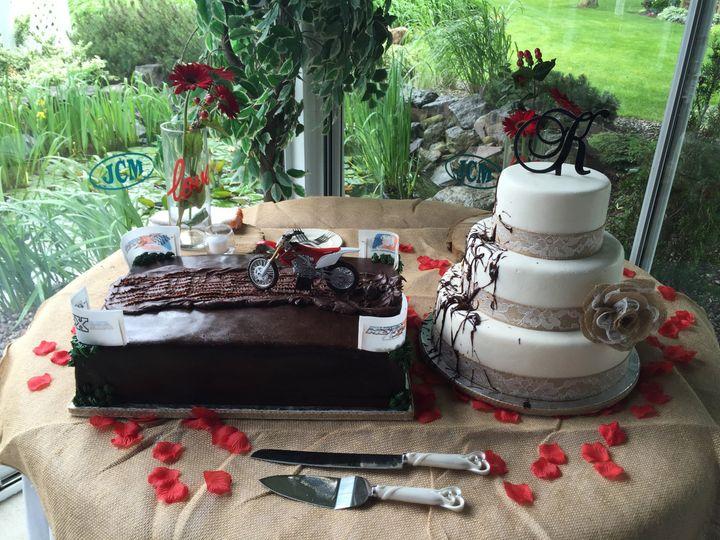Tmx 1435616339649 Img2679 Orchard Park, New York wedding cake
