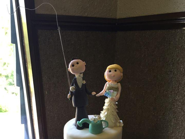 Tmx 1439044331981 Img2897 Orchard Park, New York wedding cake