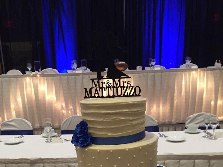 Tmx 1442277591023 Img3247 Orchard Park, New York wedding cake