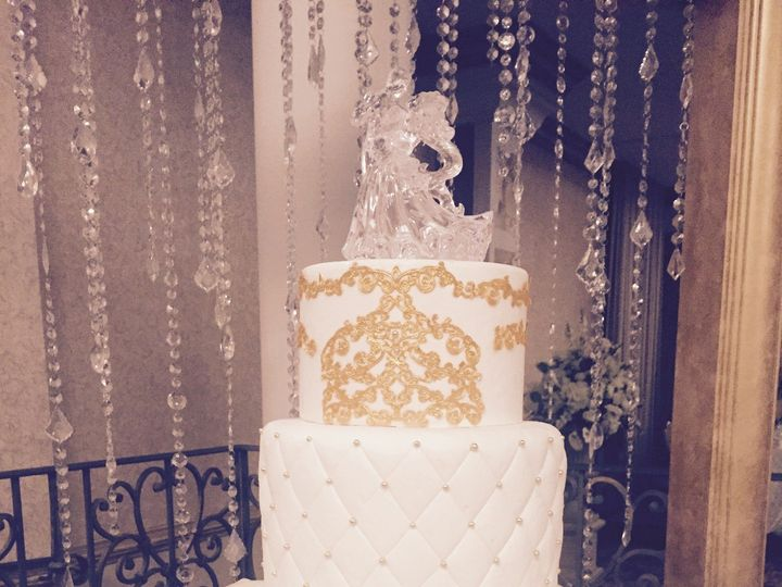 Tmx 1462294814857 Fullsizerender Orchard Park, New York wedding cake