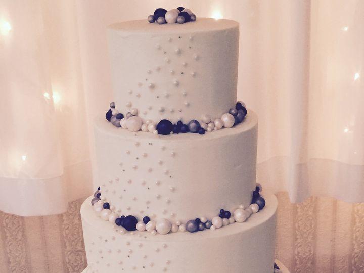 Tmx 1462294826769 Fullsizerende3r Orchard Park, New York wedding cake