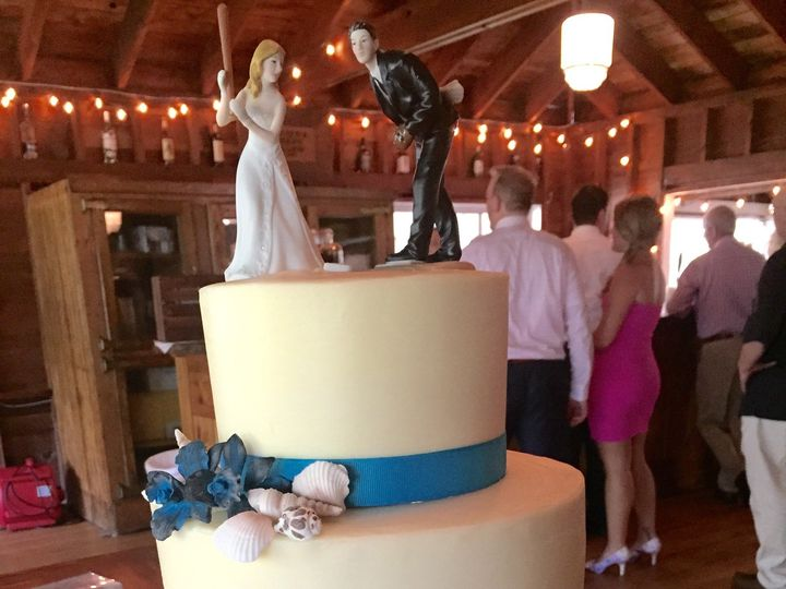 Tmx 1476109494652 12r Orchard Park, New York wedding cake